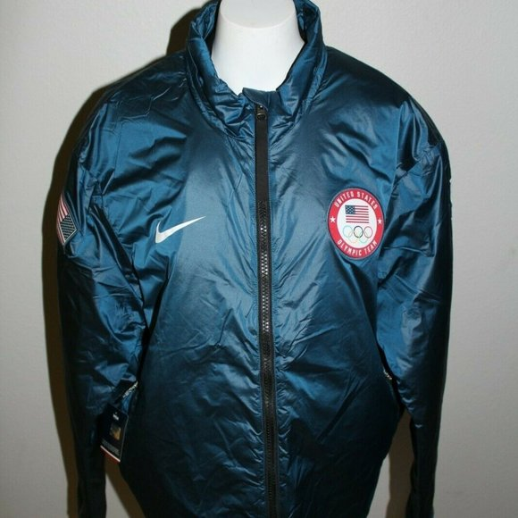gráfico la carretera Diariamente  Nike Jackets & Coats | Lab Team Usa Winter Olympic Jacket 916645 | Poshmark